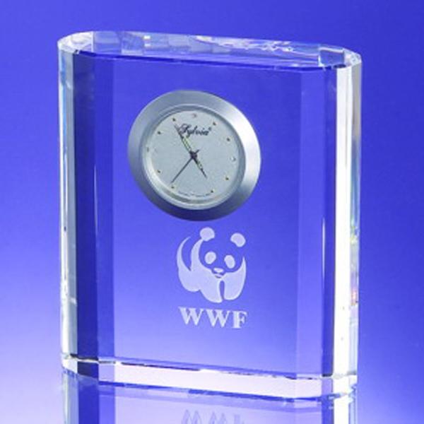 Award-Merit Desktop Clock