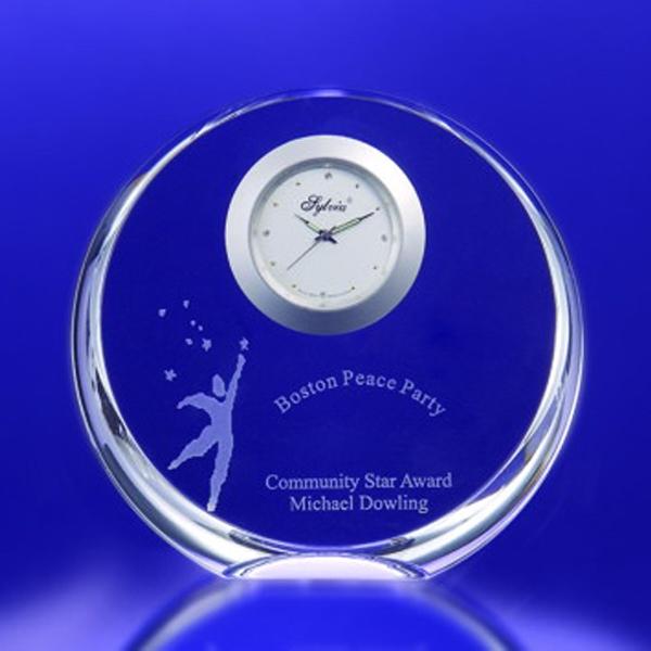 Award-Corona Clock