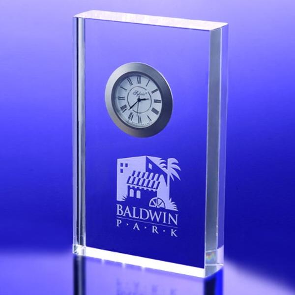 "Award-Illusion Clock 6"""