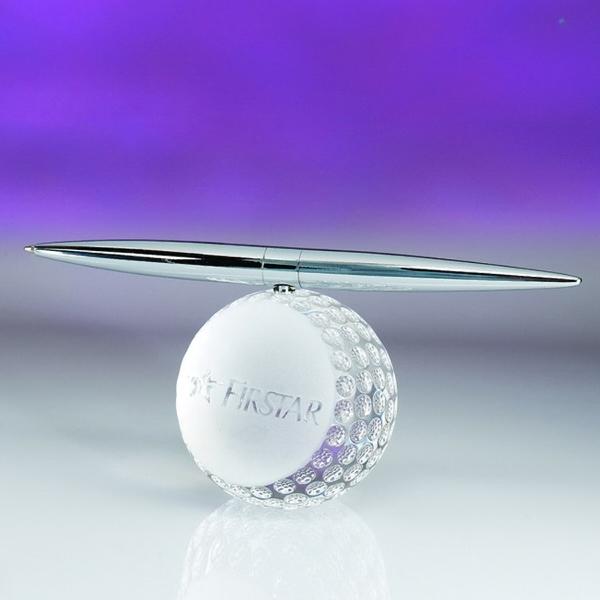 Award-Golf Ball Spinning Pen Set