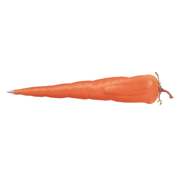 Ballpoint Carrot Shaped Pen Photo