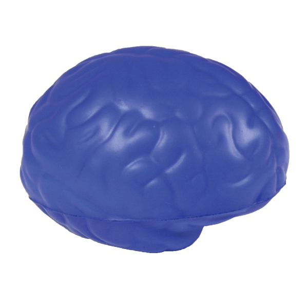 Squeezies (r) - Blue - Brain Shape Stress Reliever Photo