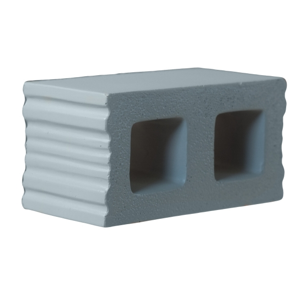 Squeezies (r) - Concrete Block Shaped Stress Reliever Photo