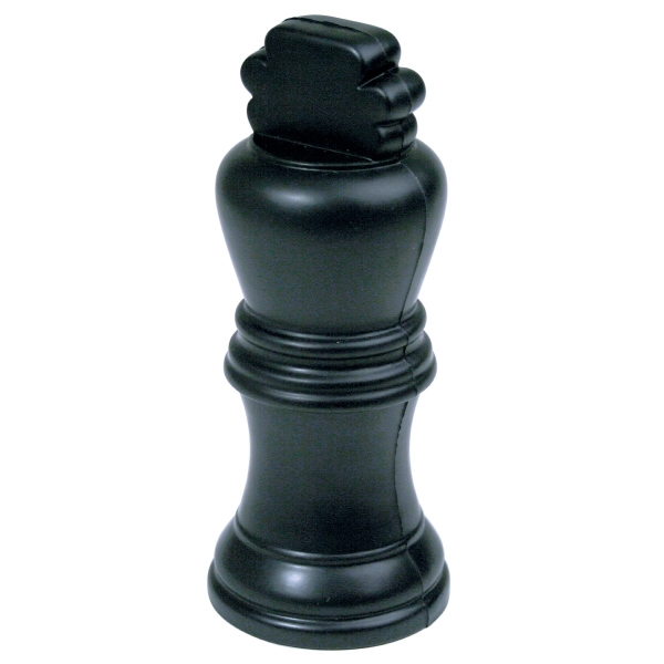 Squeezies (R) King Chess Piece Stress Reliever