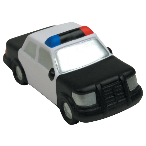 Squeezies (r) - Police Car Shape Stress Reliever Photo