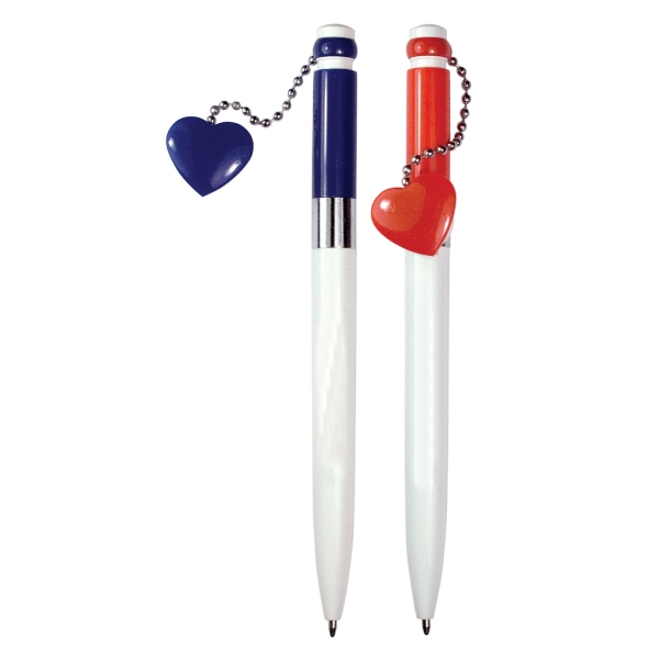 Magnetic Heart Pen