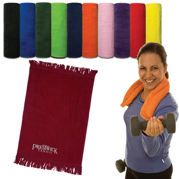 Logotec - Colors - Velour Sport Towel Photo