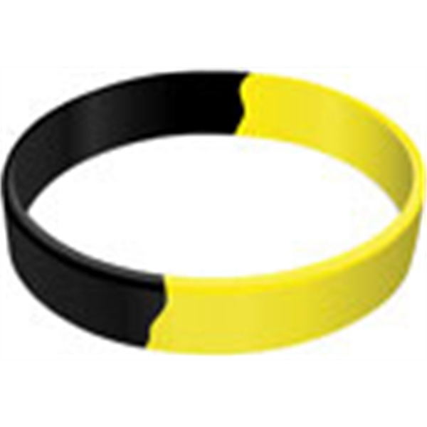 Segmented Embossed Wristbands
