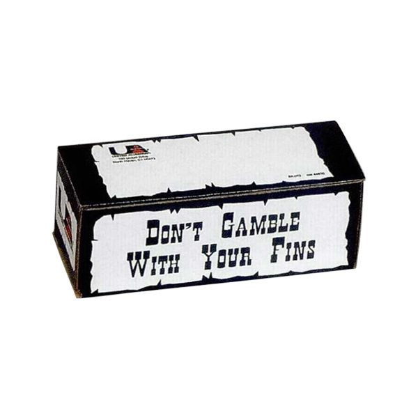 "Addition Of Spot Mount Label - B-flute Box, More Durable Material And Wider Flute, 9"" X 3 1/2"" X 3 1/2"" Photo"