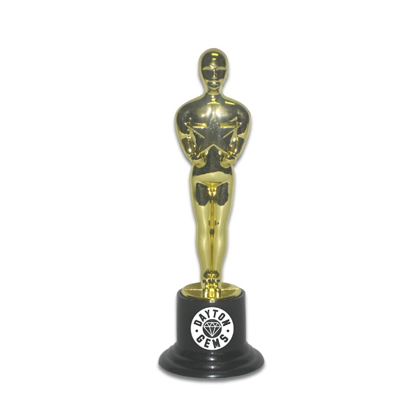 "6"" Tall Award Statue Photo"