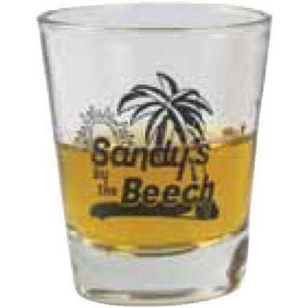 1.75 Oz. Clear Shot Glass Photo