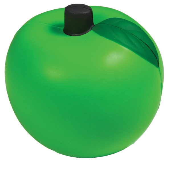 Squeezies (r) - Green - Apple Shaped Stress Reliever Photo
