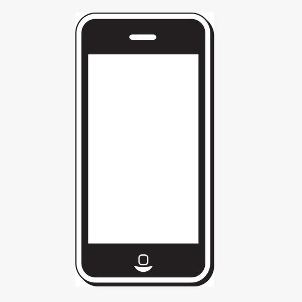 Smartphone Shape Magnet