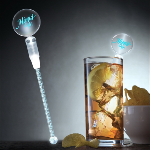 Deluxe Dual LED Cocktail Stirrer