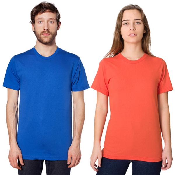 X  X S- X L-colors - Unisex Fine Jersey Short Sleeve Tee Shirt. Blank Photo