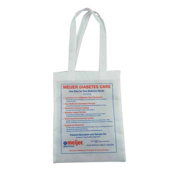 PP Non Woven Tote with Lamination