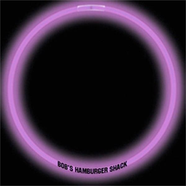 """Glow Bracelet - 8"""" - Purple - Purple glow bracelet, measures 8""""."""