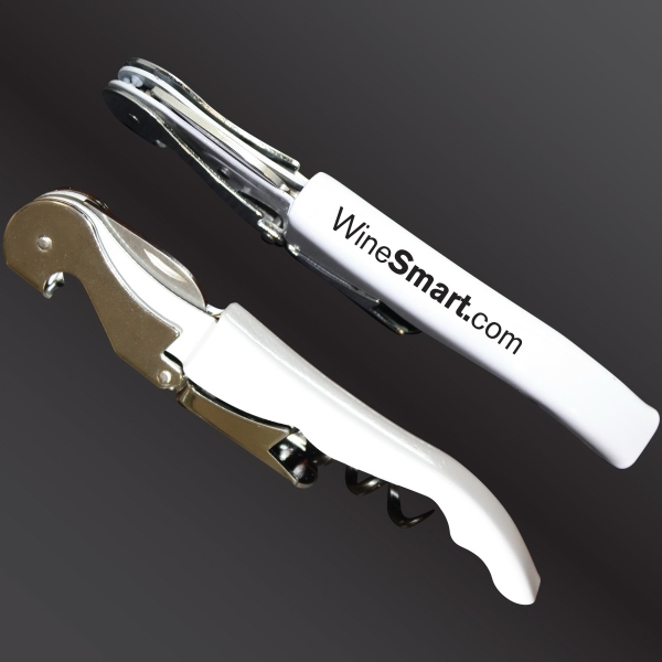 Senora - 3 Function Wine Opener Features Corkscrew, Bottle Opener And Knife Photo