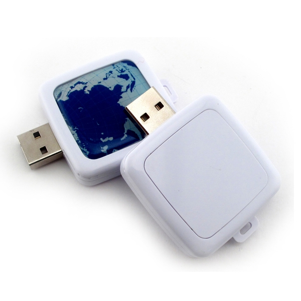 512mb - Epoxy Usb Drive 400 Photo