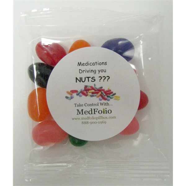 1oz. Assorted Jelly Beans Goody Bag