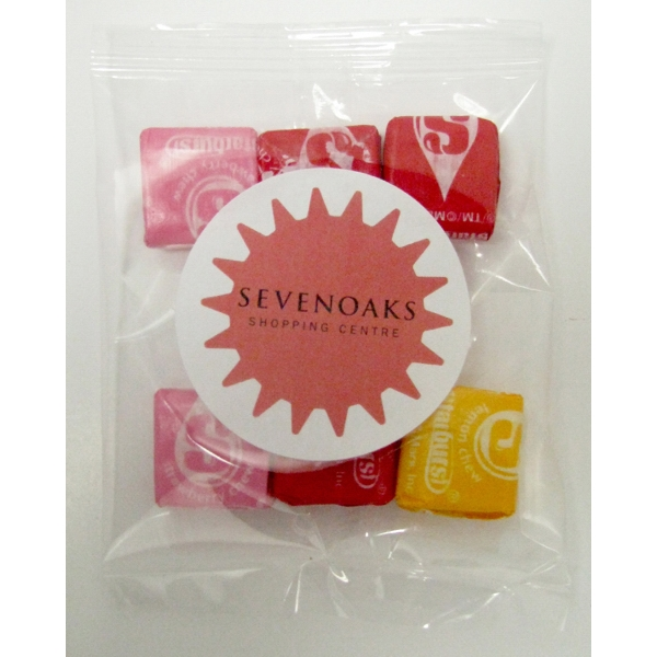 Goody Bag with Starburst