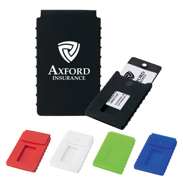 Silicone Business Card Case Photo