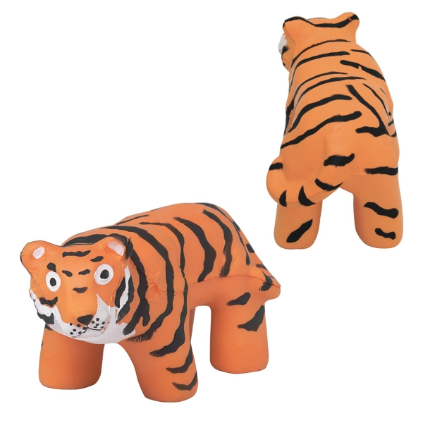 Squeezies® Tiger Stress Reliever