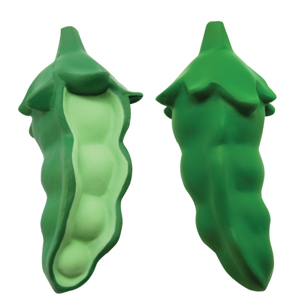 Squeezies (R) Peas Stress Reliever