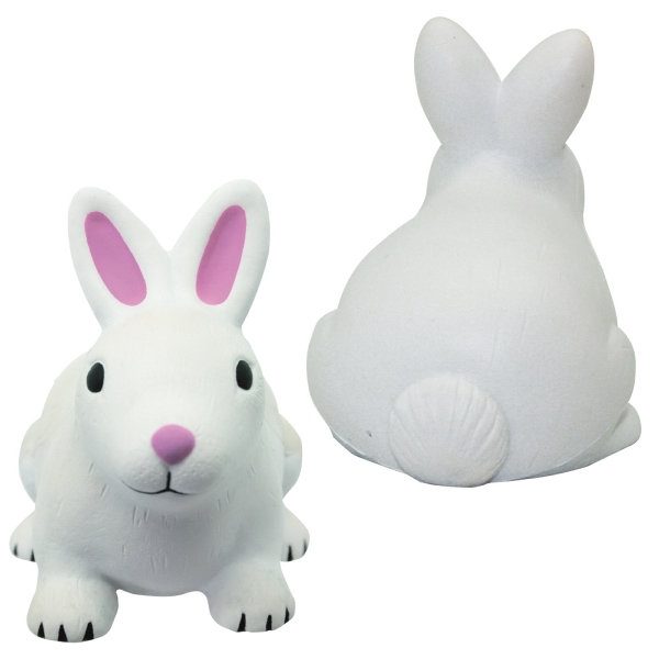 Squeezies (r) - Rabbit Shaped Stress Reliever Photo