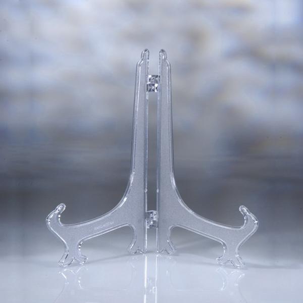 "Award-Plastic Easel  7""w x 4""h"