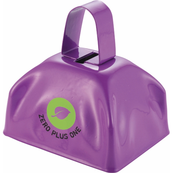 Ring-a-ling - Make Some Noise With Your Next Promotion With Our Metallic Cowbell Photo