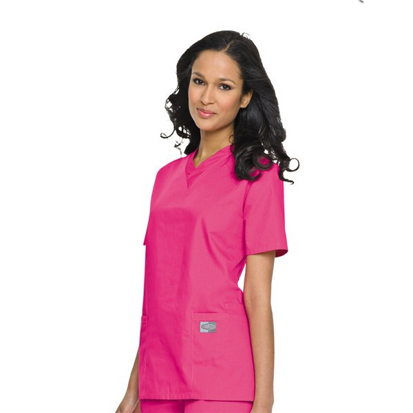 Landau - Sa70221 Scrubzone Women's V-neck Tunic - 21 Colors Available Photo