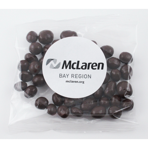 2oz. Dark Chocolate Espresso Bean Handfuls