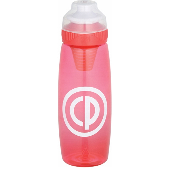 Cool Gear (r) - Pure Filtration Bpa Free Sport Bottle, 26 Oz Photo