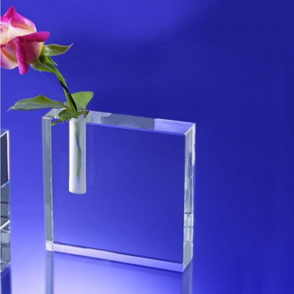 Award-Bud Vase, Plain, Side Hole