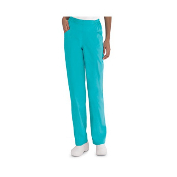 Landau - Sa8369 Landau Women's Flat Front Scrub Pant - 11 Colors Available Photo