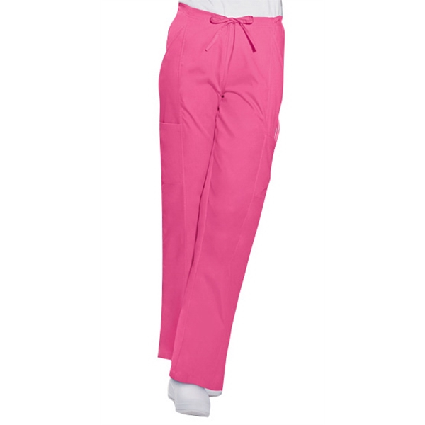 Landau - Sa8385 Landau Women's Flare Leg Scrub Pant - 6 Colors Available Photo