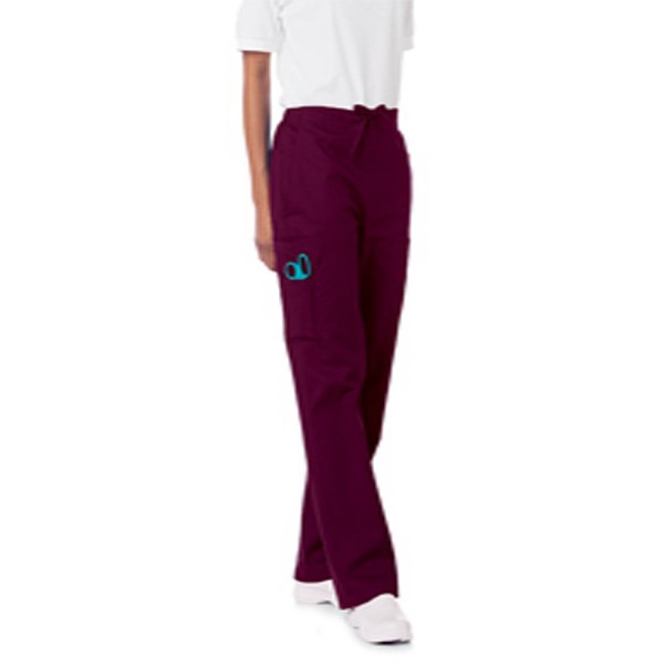 Landau - Sa8512 Landau Women's Cargo Drawstring Pant - 9 Colors Available Photo