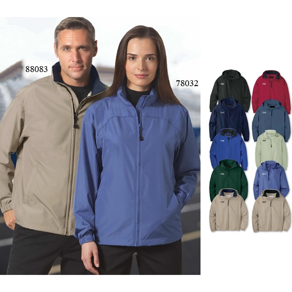 Techno Lite North End (r) - 3 X L - Ladies' Jacket With Vented Back Yoke Photo