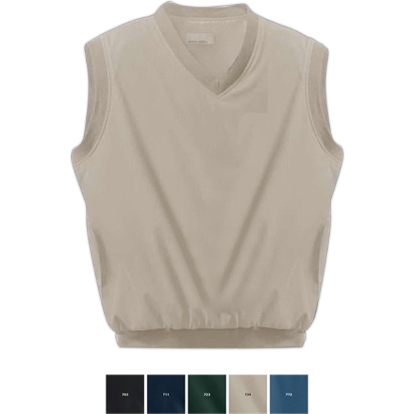 M.i.c.r.o. Plus North End (r) -  X S- X L - Men's Vest With Teflon (r) And Side Seam Pockets Photo