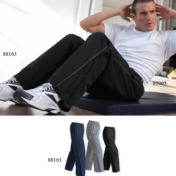 North End (r) - S- X L - Men's Active Lightweight Pants With Lower Leg Zippered Gussets Photo