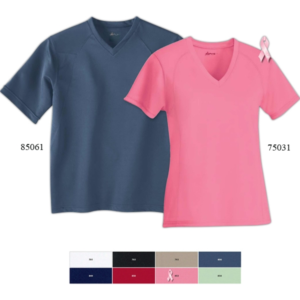 Il Migliore (r) - 2 X L - Men's Performance V-neck T-shirt Photo