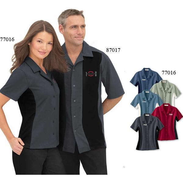 Ladies' Il Migliore (R) Ottoman Camp Shirt