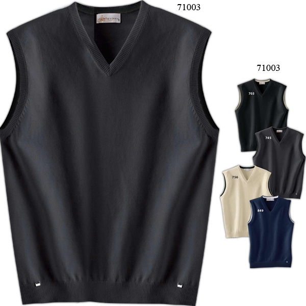 Il Migliore (r) - S- X L - Men's Fine Gauge Jersey Stitch Body Vest Photo