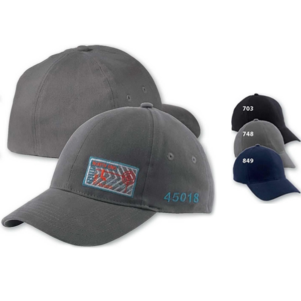 North End (r) - 2-way Stretch Brushed Twill Cap Photo