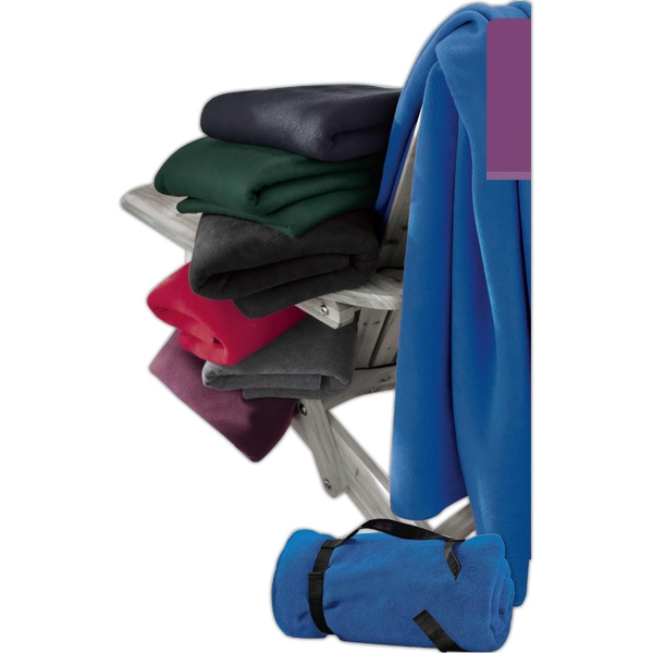 North End (r) - 100% Polypropylene Webbing Blanket Strap Photo