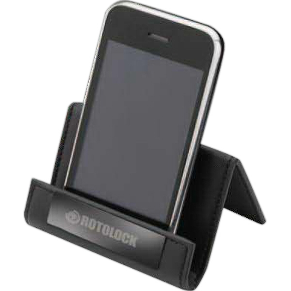 Black Tablet/phone/business Card Holder Photo