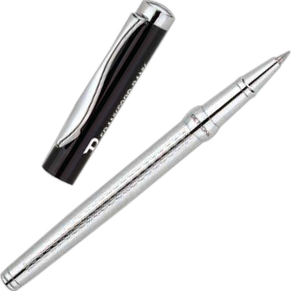 Bettoni (r) - Diamond Etched Barrel Design Rollerball Pen Photo