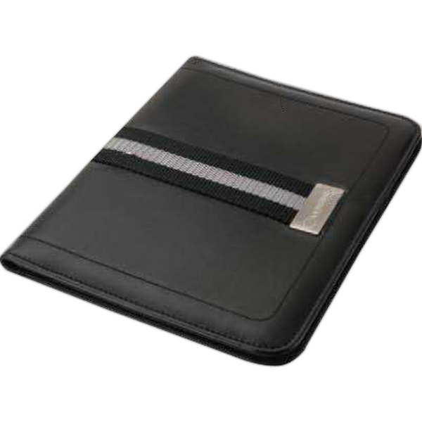 Junior Size Folio With Soft Leatherette Cover Photo