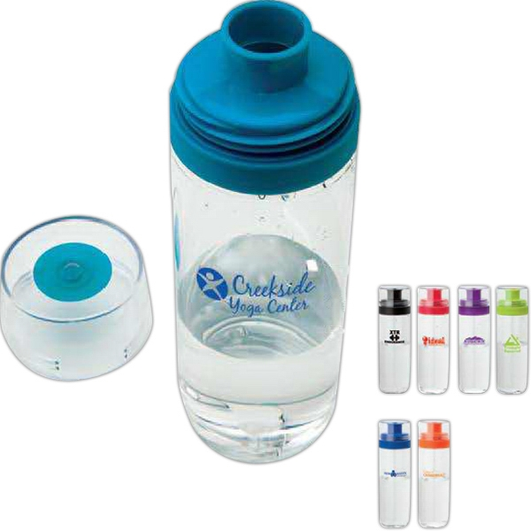 Tritan (r) - 22 Oz. Water Bottle That Is Bpa Free Photo
